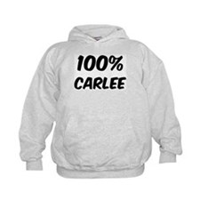 100 Percent Carlee Hoody
