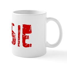 Kelsie Faded (Red) Mug