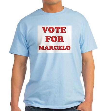 Vote for MARCELO Light T-Shirt