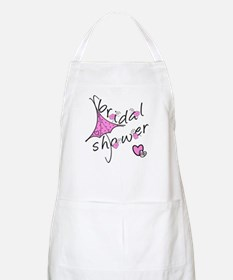 Bridal Shower BBQ Apron