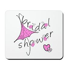 Bridal Shower Mousepad