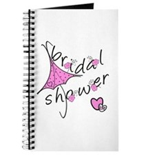 Bridal Shower Journal