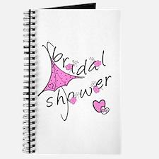 Bridal Shower Journal