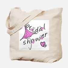 Bridal Shower Tote Bag