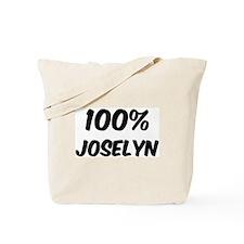 100 Percent Joselyn Tote Bag