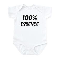 100 Percent Essence Infant Bodysuit