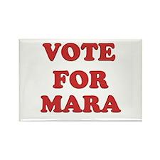 Vote for MARA Rectangle Magnet