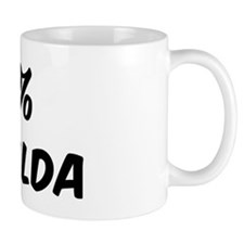 100 Percent Esmeralda Small Mug