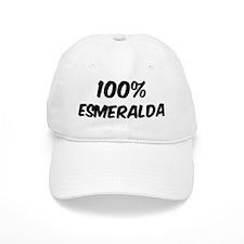 100 Percent Esmeralda Baseball Cap