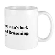 Anti War Quote Mug