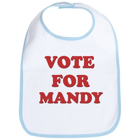 Vote for MANDY Bib