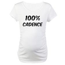 100 Percent Cadence Shirt