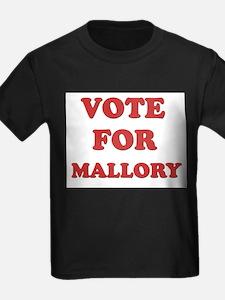 Vote for MALLORY T