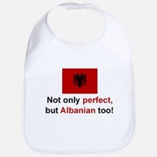 Perfect Albanian Bib