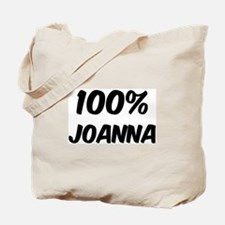 100 Percent Joanna Tote Bag