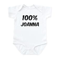 100 Percent Joanna Infant Bodysuit