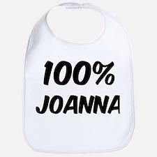 100 Percent Joanna Bib