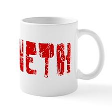 Kenneth Faded (Red) Mug