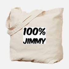 100 Percent Jimmy Tote Bag