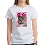 PUTTYTAT Women's T-Shirt