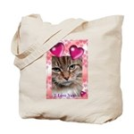 PUTTYTAT Tote Bag