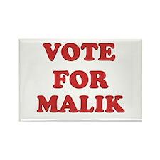 Vote for MALIK Rectangle Magnet
