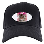 PUTTYTAT Black Cap