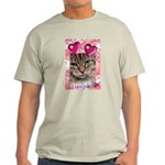 PUTTYTAT Ash Grey T-Shirt