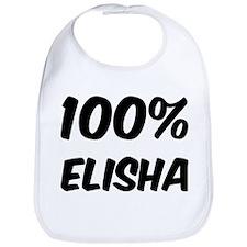 100 Percent Elisha Bib