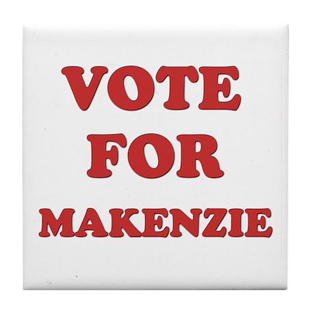 Vote for MAKENZIE Tile Coaster
