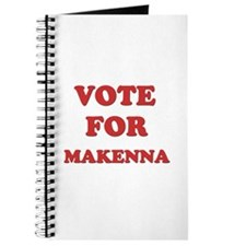 Vote for MAKENNA Journal