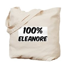 100 Percent Eleanore Tote Bag