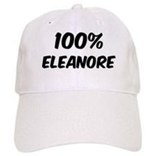 100 Percent Eleanore Baseball Cap
