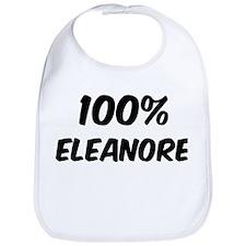 100 Percent Eleanore Bib