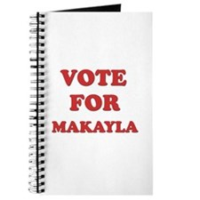 Vote for MAKAYLA Journal