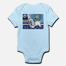 HAVANESE unique Designs Infant Creeper