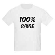 100 Percent Saige T-Shirt