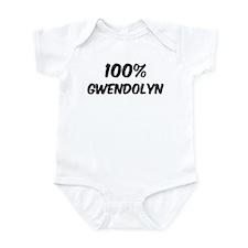 100 Percent Gwendolyn Infant Bodysuit