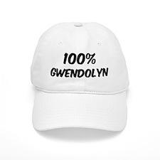 100 Percent Gwendolyn Baseball Cap