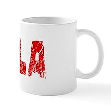 Keyla Faded (Red) Mug