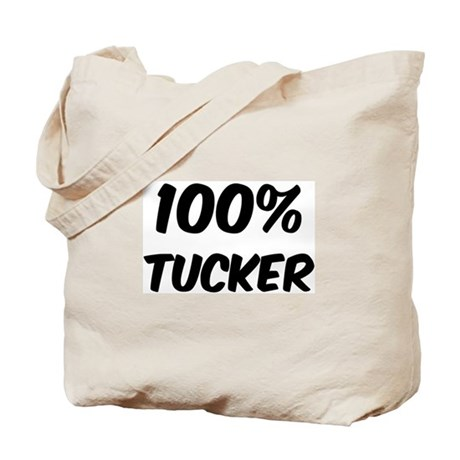 100 Percent Tucker Tote Bag