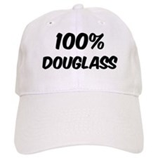100 Percent Douglass Baseball Cap