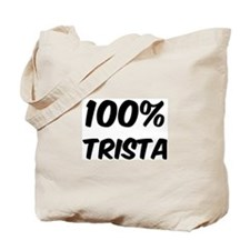 100 Percent Trista Tote Bag