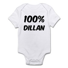 100 Percent Dillan Infant Bodysuit