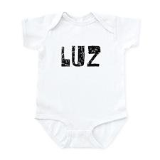 Luz Faded (Black) Infant Bodysuit