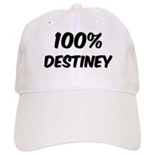 100 Percent Destiney Baseball Cap