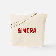 Kimora Faded (Red) Tote Bag
