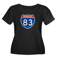 Interstate 83, USA T