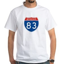 Interstate 83, USA Shirt