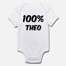 100 Percent Theo Infant Bodysuit
